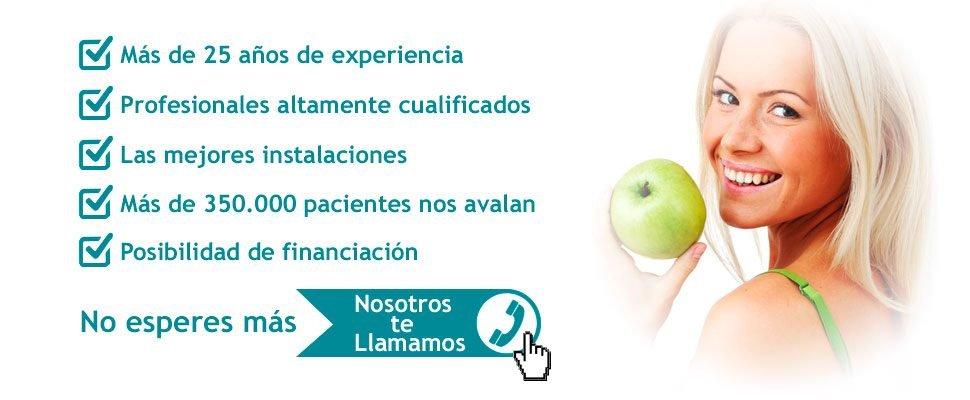 clinica dental experiencia